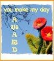YouMakeMyDayAward